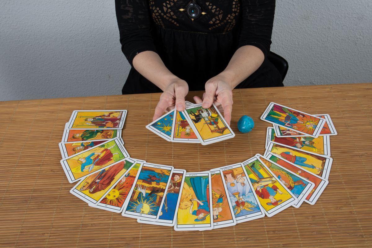 Tarot sessions